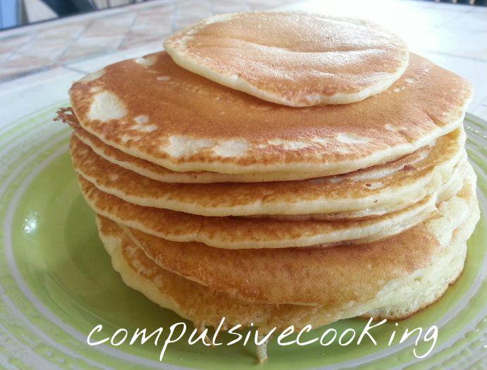 Pancake - ricetta dolce