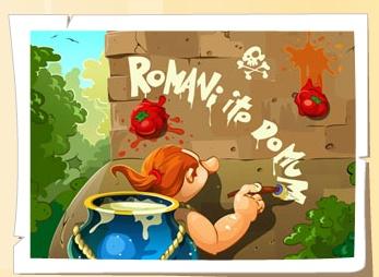 Romani ite Domum :) http://fansite.xaa.pl/htf/2012/05/30/rzymianie-idzcie-do-domu/