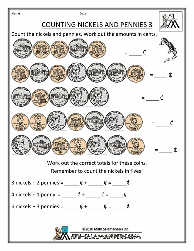 printable money worksheets counting nickels and pennies 790 1 022 pixels get your teach. Black Bedroom Furniture Sets. Home Design Ideas