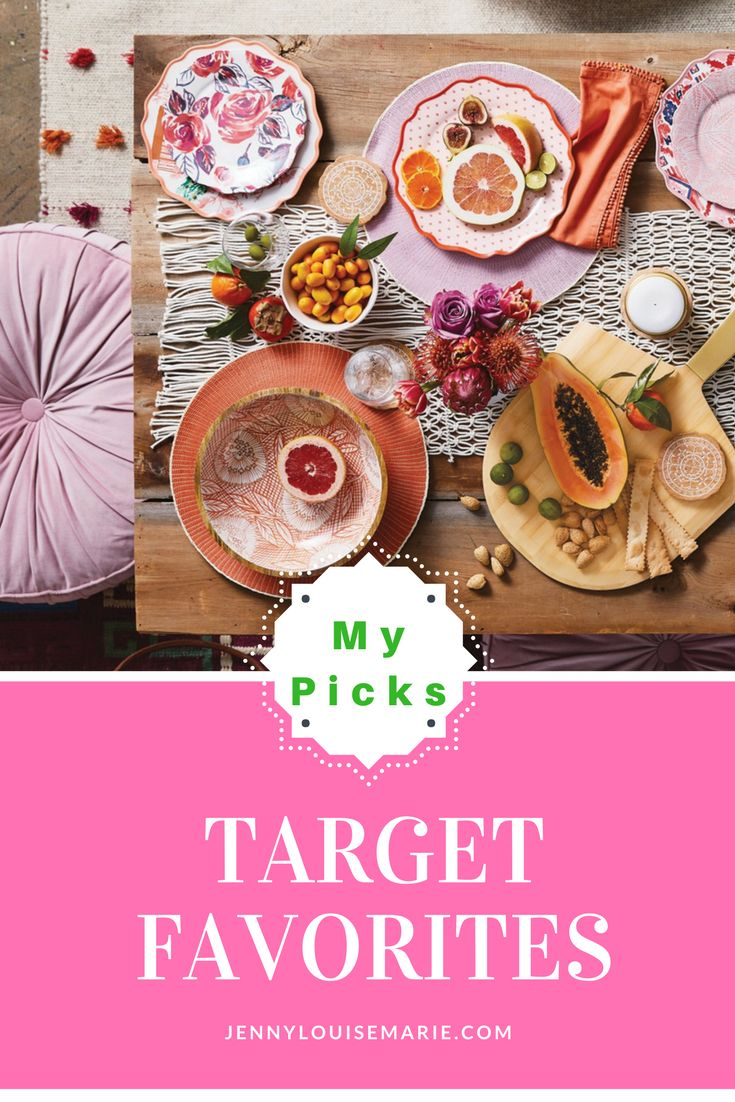 Target has done it again.  Here are some of my most recent Target finds and some new favs.  Hop over to see some of the latest.