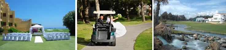 Eventonova Eventos Bodas en campos de golf.