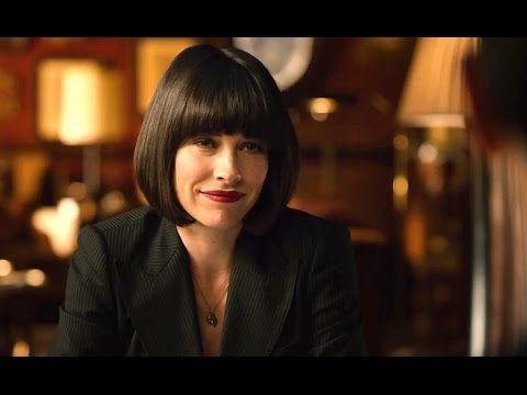 Evangelina Lilly as Hope Van Dyne, Ant Man 2014. Gorgeous bob & fringe.
