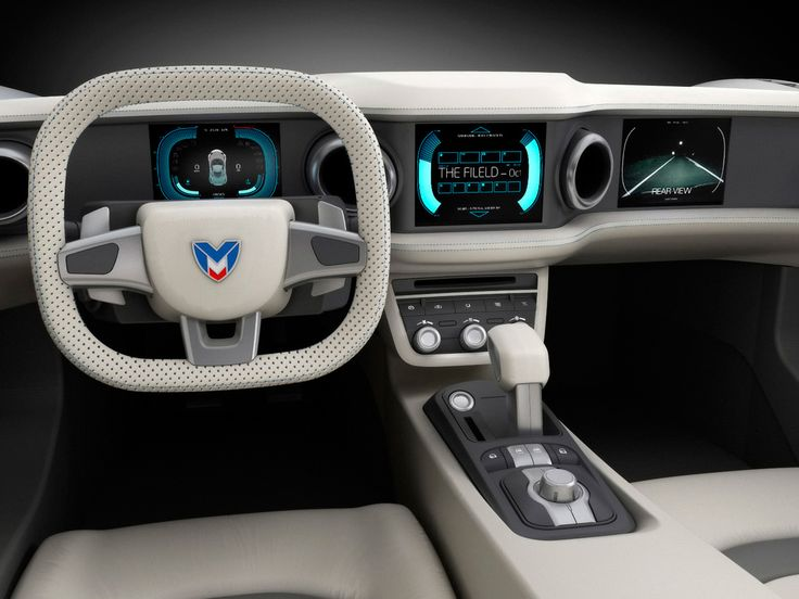 Marussia SuperElectricCar!