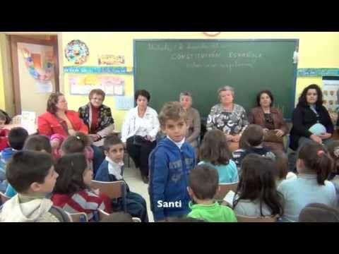Tengo una pregunta para mis abuelas 2011. Otro ejemplo de Aprendizaje-Servicio del CEIP San Walabonso.