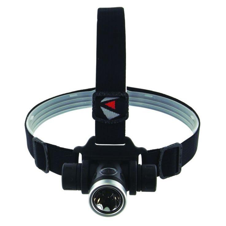 Lampe frontale étanche rechargeable USB -PRO 2.0