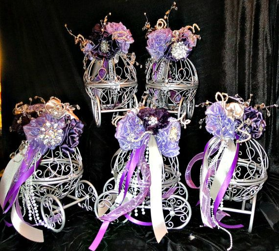 Fairy Tale Princess Bridal Shower Centerpiece By
