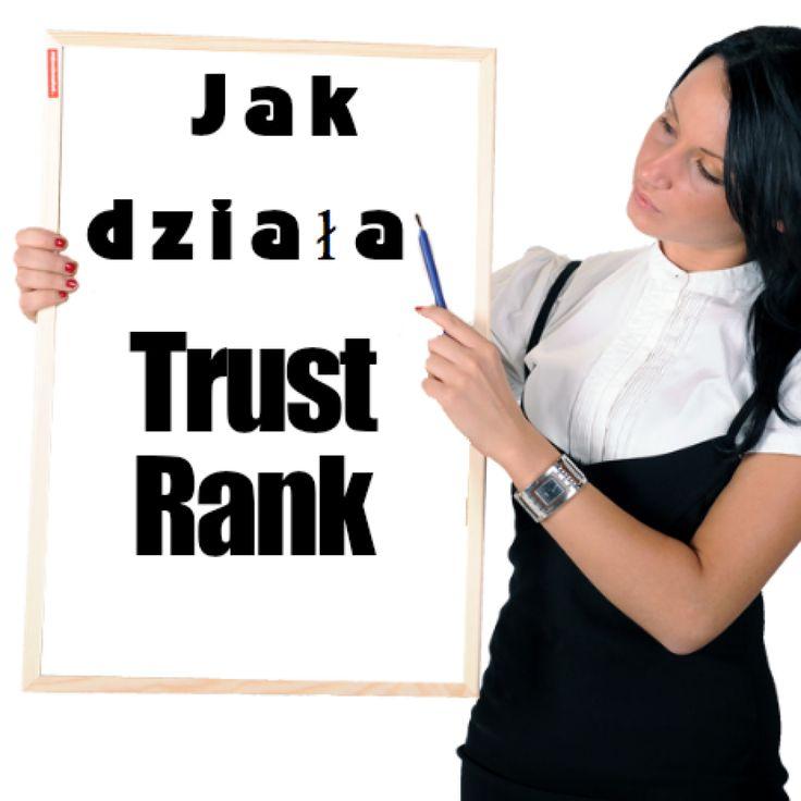 Jak działa trustrank?