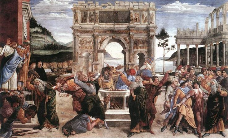5189292386 927de12d73 b Sistine Chapel   Incredible Christian art walk through [29 Pics]