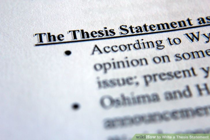 Thesis statement on lawyers