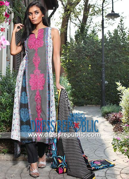 Orient Textiles Lawn Collection 2014 Edition | Pakistani Lawn Clothes  Orient Textiles Lawn Collection 2014 First Edition