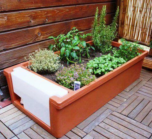 URBANO VASO CONTENITORE ORTO: Amazon.it: Giardino e giardinaggio
