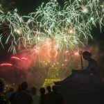 Le feu d'artifice du 14 juillet 2015 à Paris, la Vidéo
