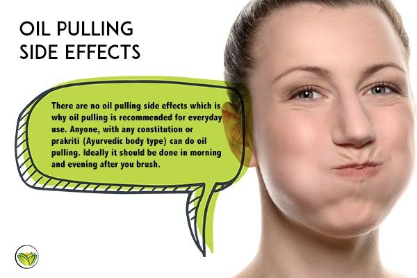 Oil pulling boosts immunity and supports gum health. Oil pulling benefits, oil pulling side effects, coconut oil pulling, oil pulling sesame oil and more...