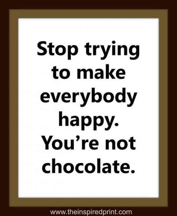 32 Most Delicious And Hilarious Quotes Memes To Celebrate National Chocolate Day Good Life Quotes Memes Quotes Chocolate Quotes