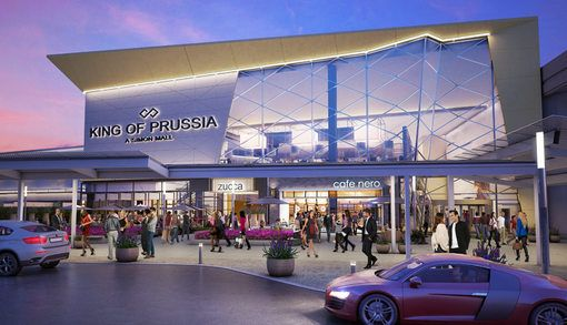 King of Prussia Mall in Pennsylvania unveils expansion