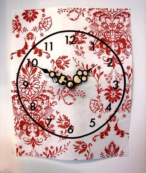 DIY Clocks - includes templates to print out