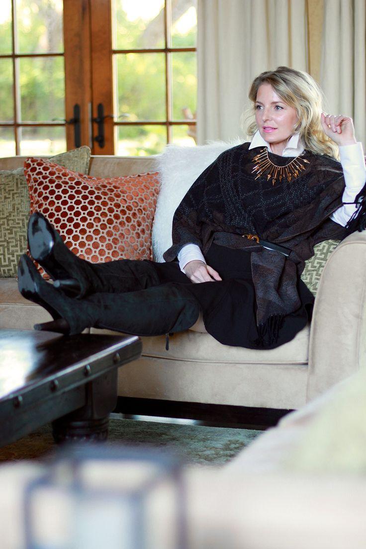 Top 10 Blanket Wraps Under $100 - Busbee Style | Erin Busbee, San Antonio Fashion Blogger