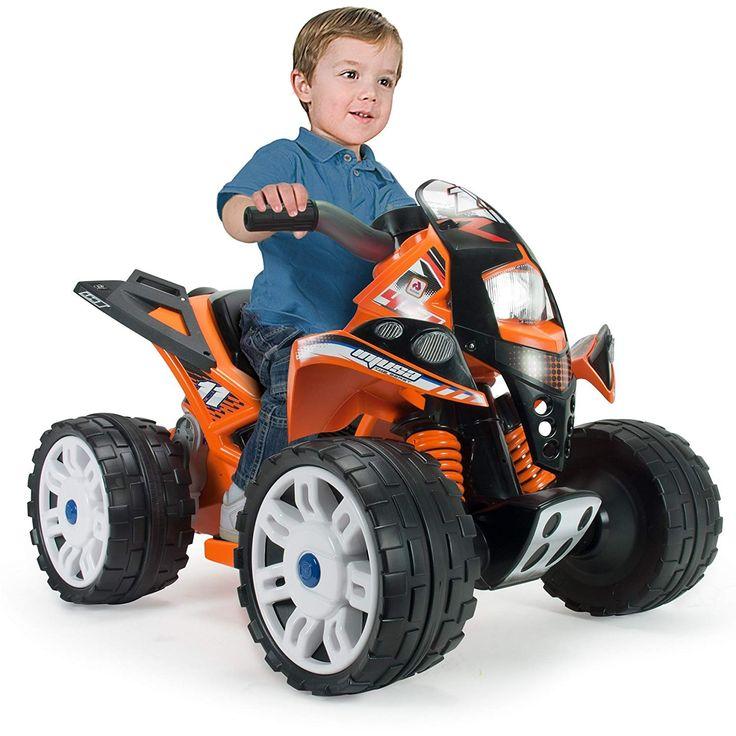 Der Spielzeugtester hat das Injusa 760Elektro-Fahrzeug–Quad The Beast–6V angeschaut und empfiehlt es hier im Shop. Ich versuche alle Produkte immer selbst zu testen. Aufgrund der Vielzahl der Artikel kann ich das leider nicht alles selber machen…. – Spielzeugtester