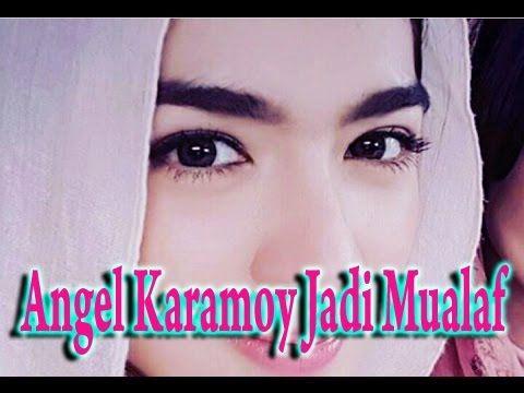 HEBOH..!! Angel Karamoy Jadi Mualaf, Segera Nikah Lagi Dengan Produser