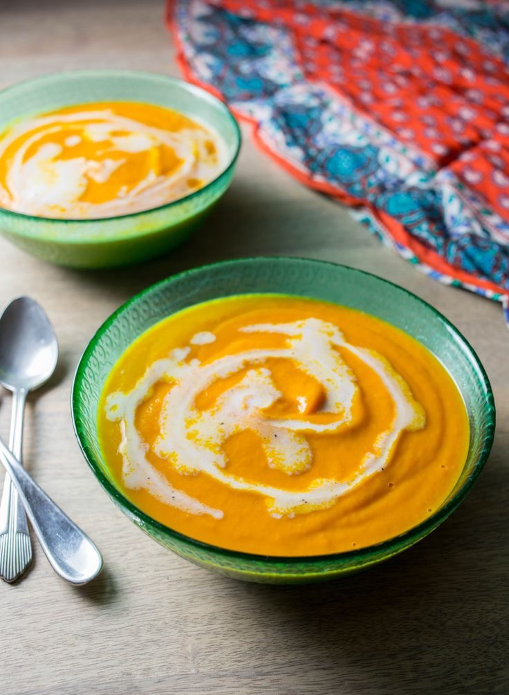 Recipe: Sweet Potato Soup with Miso and Ginger — Weeknight Dinner ...