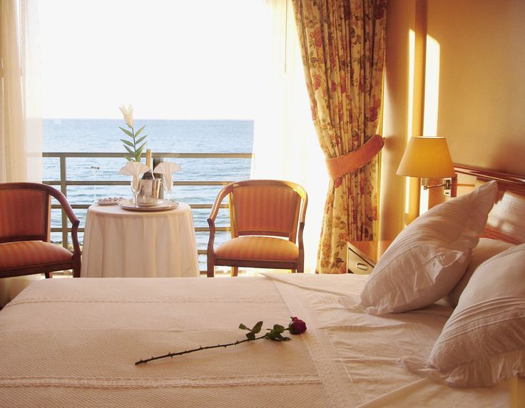 Habitación Vista Mar #HotelSanMartin #VinadelMar #Turismo #Chile #HSMChile #HSM #Sea #Playa #Beach