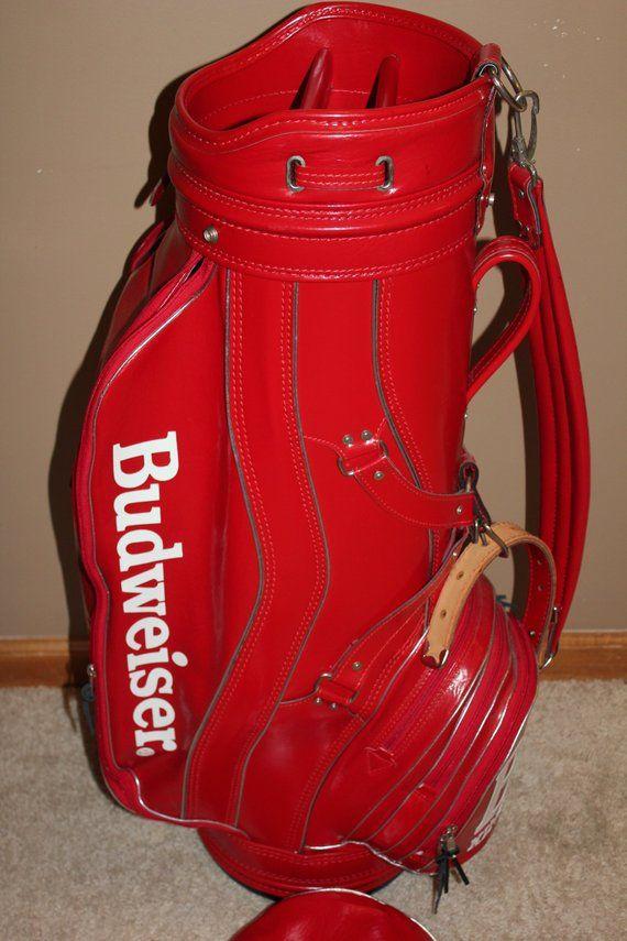 27+ Budweiser leather golf bag ideas