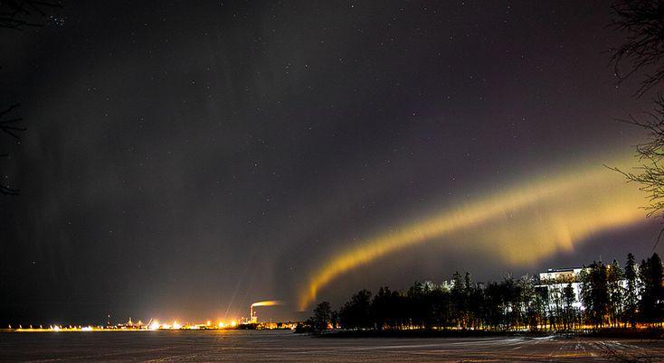 vaasa finland | Observing Northern Lights in Vaasa - Finland - HikeVentures