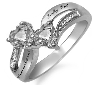 17 Best images about Purity Rings on Pinterest Infinity love