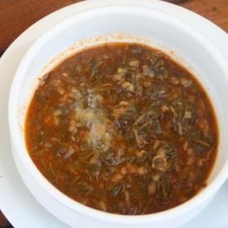 Pancar Çorbası