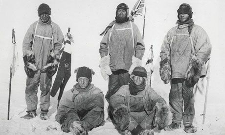 Scott of the Antarctic: the lies that doomed his race to the pole  Far from being a heroic amateur as he's so often portrayed the explorer championed science and, as Robin McKie reveals, was a victim of cruel luck – and deception: Expedition, The South, Robert Scott, L'Wren Scott, Robert Falcons, Falcons Scott, Captain Scott, Polar Exploring, South Pole