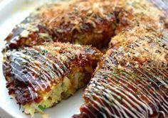 今回紹介する「王道のお好み焼き」は、ふんわり、とろとろ、カリカリ、熱々を全て堪能できる絶品レシピ!