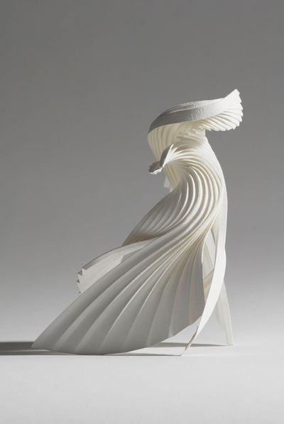 25+ best ideas about Paper sculptures on Pinterest | Cut paper art ...