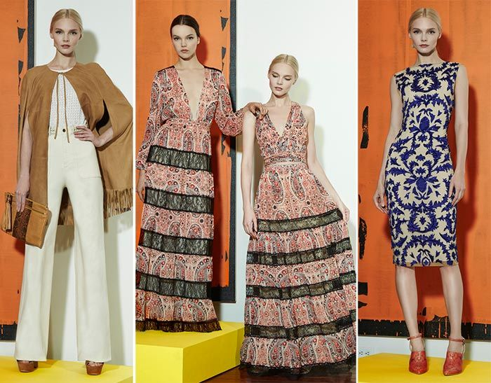 Alice + Olivia Cruise 2016 Collection