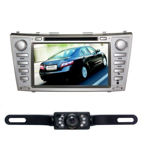 Special Offers - Tyso For Toyota Camry (2007-2011) HD 8 Car DVD GPS Navigation Rear Camera Bluetooth Ipod Free Map CD8964R - In stock & Free Shipping. You can save more money! Check It (May 23 2016 at 09:28AM) >> http://caraudiosysusa.net/tyso-for-toyota-camry-2007-2011-hd-8-car-dvd-gps-navigation-rear-camera-bluetooth-ipod-free-map-cd8964r/