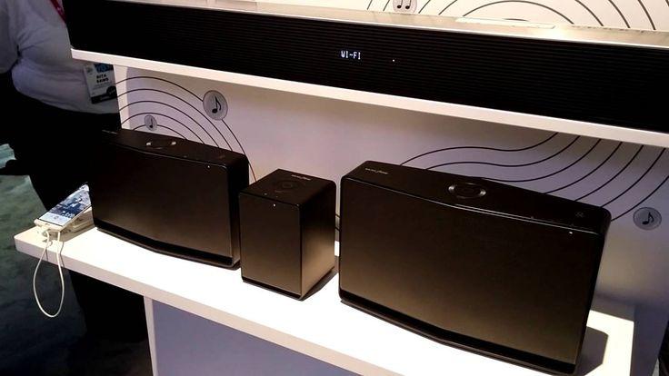 Streamování hudby LG music flow [CES]
