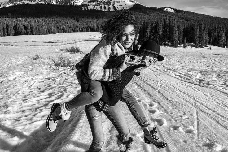 #Sorel #shoes #winter #kookenkä