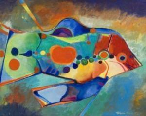 Fish by Aldemir Martins