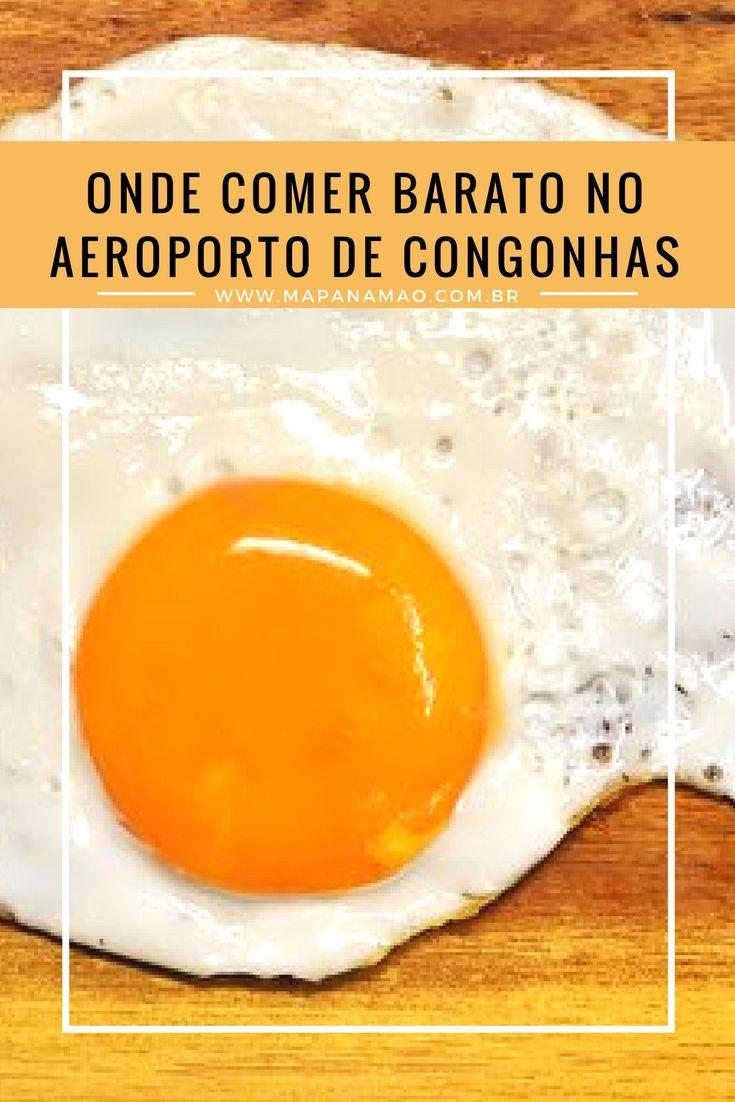 Comer em aeroporto geralmente é caro, né? Pois nós descobrimos onde comer barato no Aeroporto de Congonhas. Olha só!