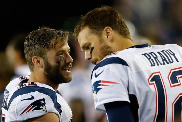 Julian Edelman Wants to Prove Himself to Tom Brady - I4U News