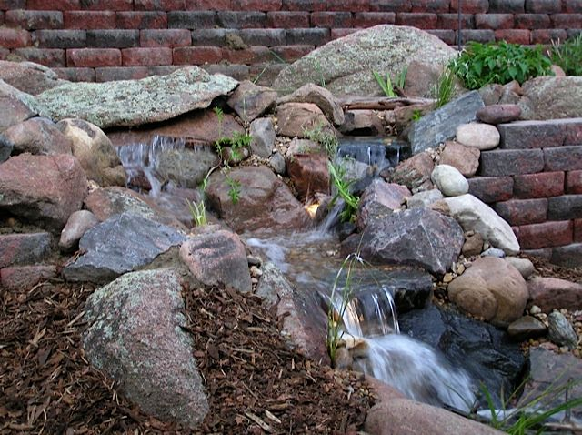 17 Best Images About Water Features Retaining Walls On