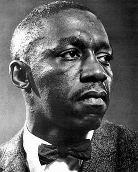 "Art Blakey, jazz drummer and bandleader, father of ""hard bop"" #jazz #bebop"