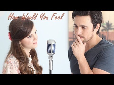 How Would You Feel - Ed Sheeran (Tiffany Alvord & Chester See Cover) - YouTube