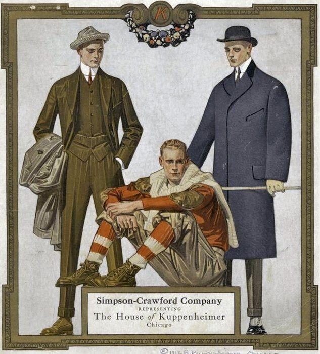 Leyendecker, 1912