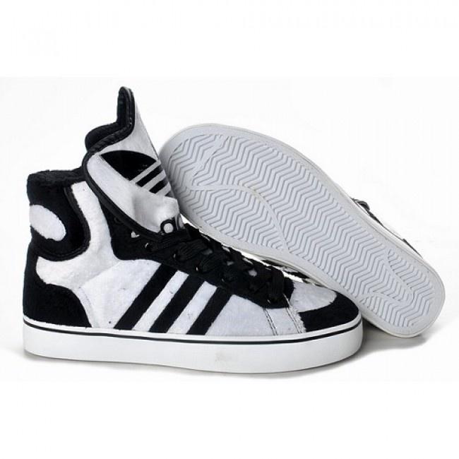Wholesale Mens Adidas Jeremy Scott Panda Bear II Shoes For $136.00 Go To: http://www.jeremyscottvip.com