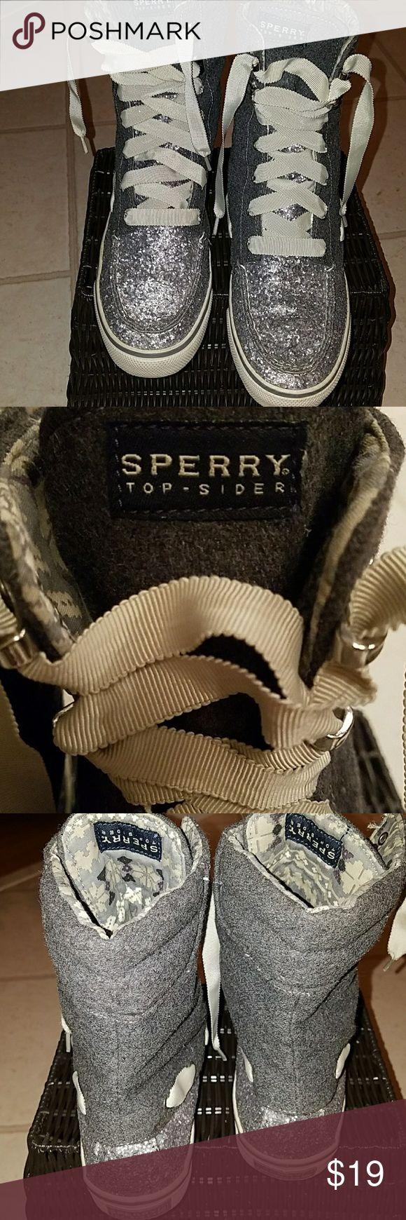 Sperry High Tops Sperry High Tops Sperry Top-Sider Shoes