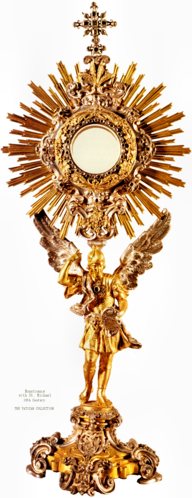 Eucharistic Adoration Monstrance Eucharistic ad
