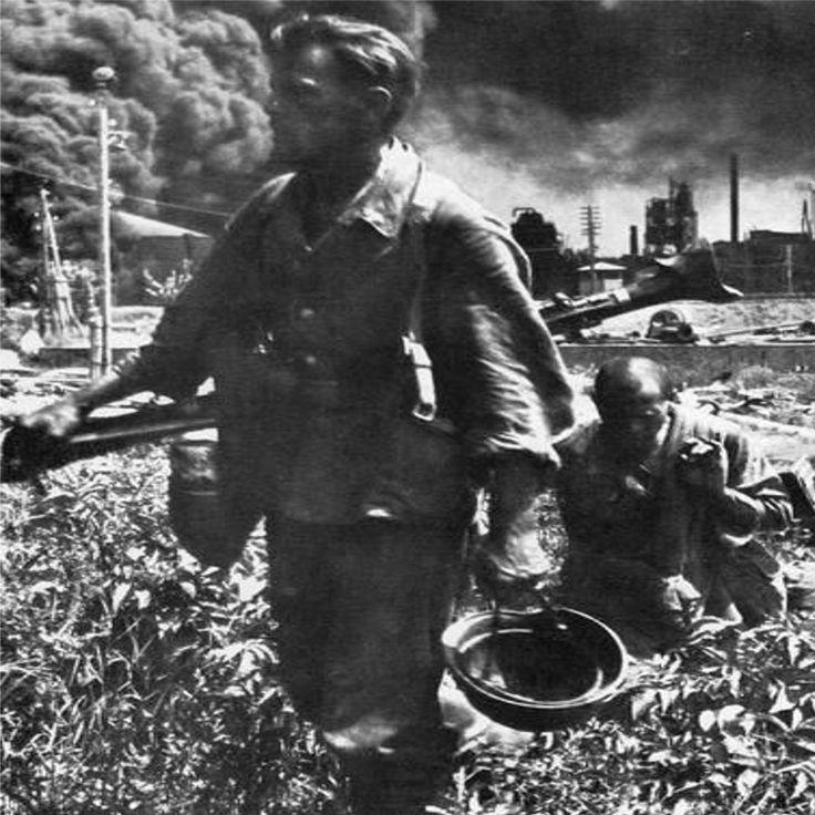 Rostov-on-Don, July 23rd 1942