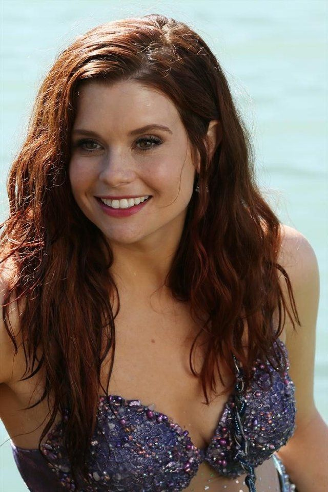 JoAnna Garcia Swisher  Photos from Once Upon a Time, Ariel