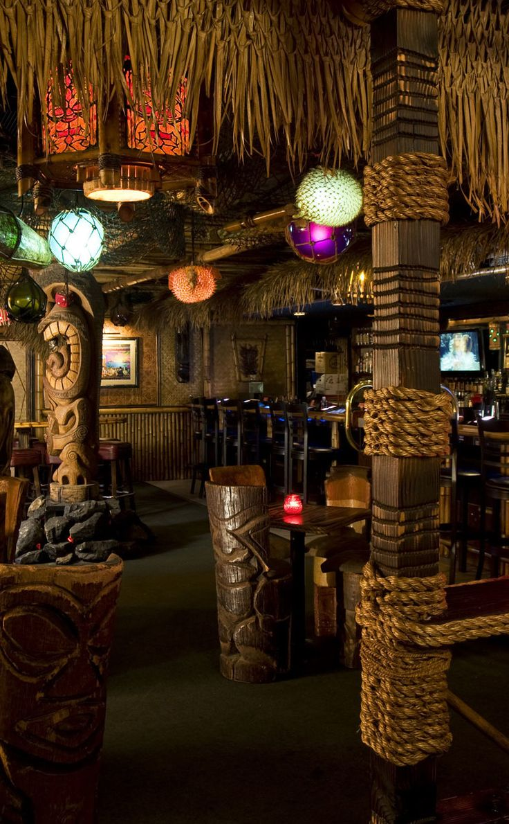 Frankies Tiki Room | Travel | Vacation Ideas | Road Trip | Places to Visit | Las Vegas | NV | Casino | Offbeat Attraction | Nightlife Spot | Bar