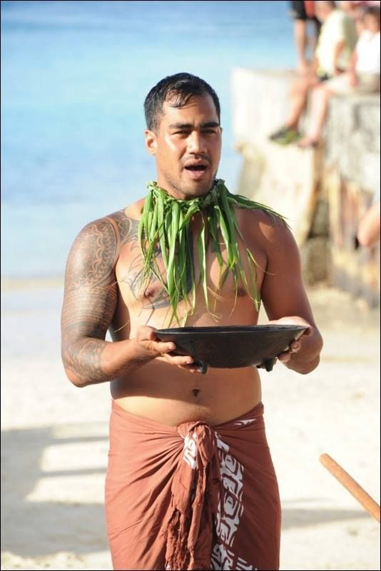 Vake Eiva Canoe Race - Rarotonga